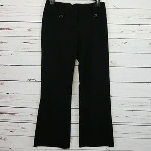 Iz Byer New York fit black dress pants